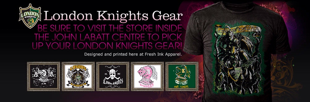 London Knights Gear